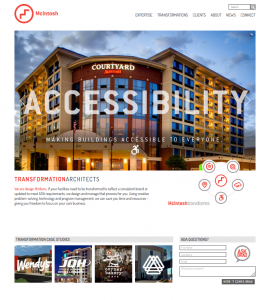 TMG-homepage